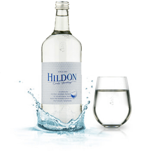 Hildon Natural Mineral Water - Sparkling 330ML