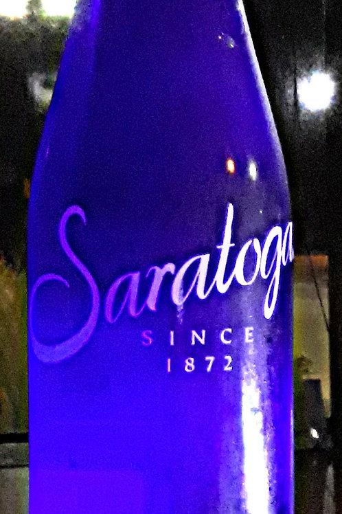 Saratoga Spring Water - Still 1 Case