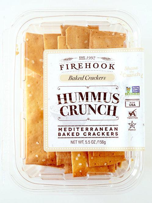 Firehook Organic Flatbread Hummus Crunch 5.5oz. (8ct.)
