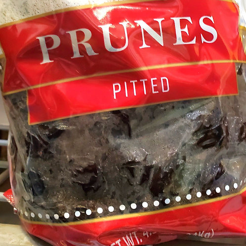 Prunes 4.5 lbs. bag