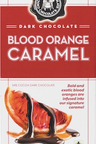 CCCo. BLOOD ORANGE CARMEL 3.5oz