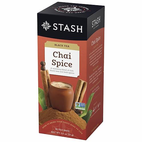 Chai Spice 30 ct.