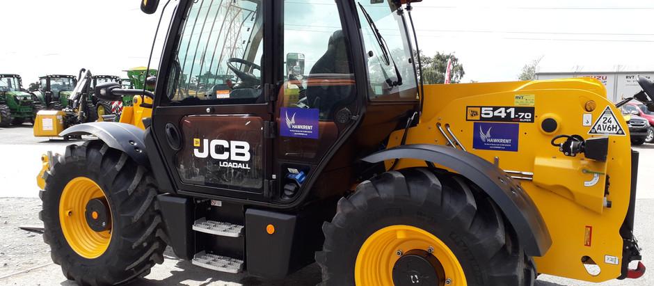 JCB 541-70 Super Agri