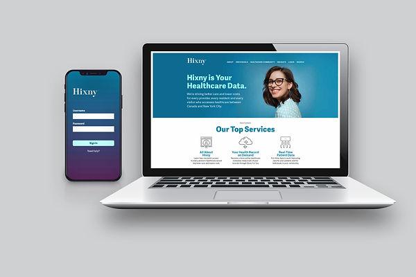 Hixny web properties