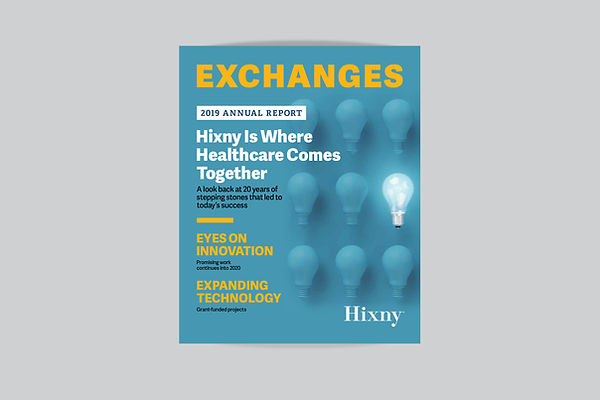 Hixny 2019 Annual Report