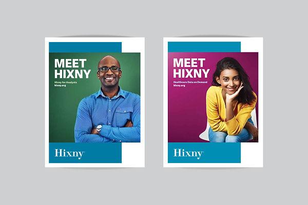 Hixny sell sheets