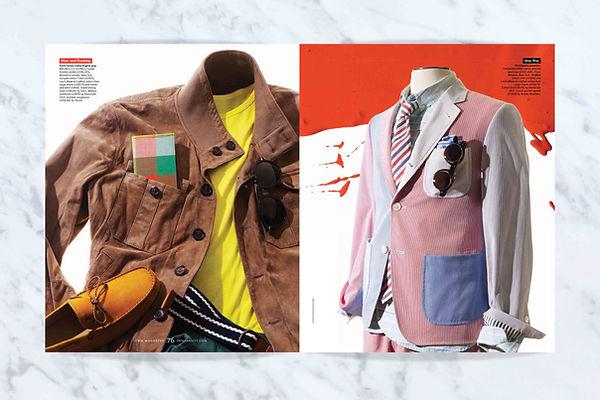 JWM fashion feature