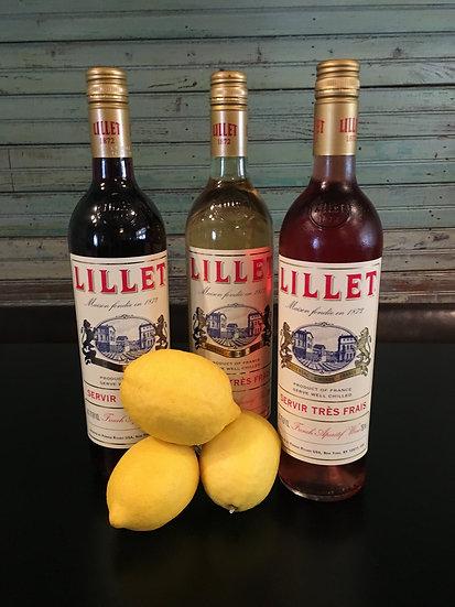 LILLET APERITIF $27