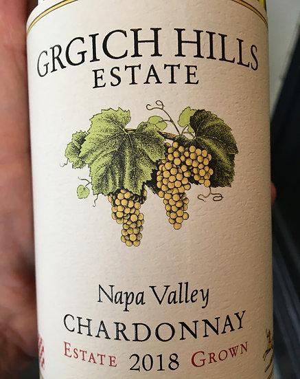 GRGICH CHARDONNAY