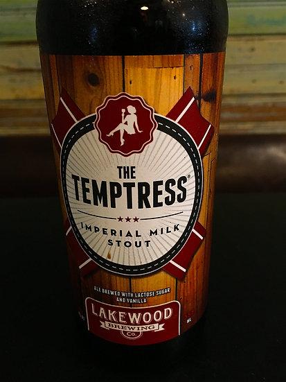 LAKEWOOD TEMPTRESS MILK STOUT $7
