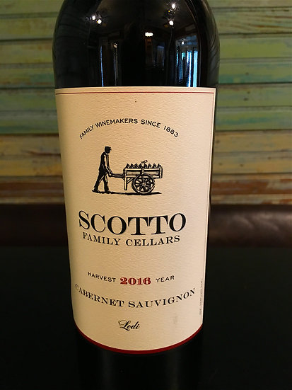 SCOTTO CABERNET $20
