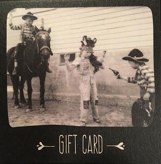 OK GIFT CARD
