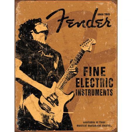 Fender_Tin_Sign_Fine_Electric_Instrument