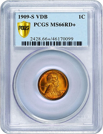 1909-S-VDB-Lincoln-cent-coin-graded-MS66