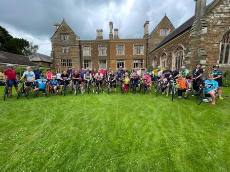 TCOS 'Big Group ride'
