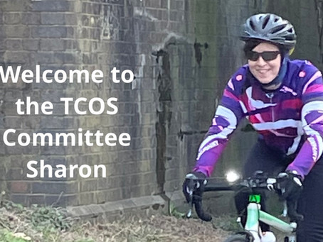 Sharon T joins the TCOS Committee 😀