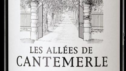 Les Allèes de Cantermerle 2014 'You want a posh claret? Buy lots of me!'