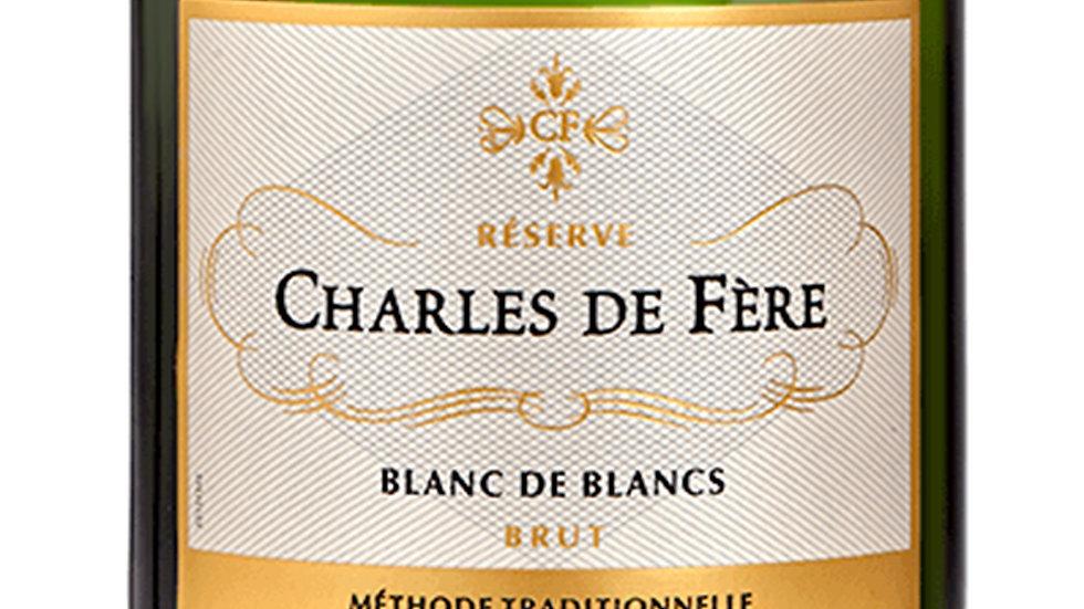 De Fère Blancs de blancs 'Made like champagne tastes like champagne. A triumph!'