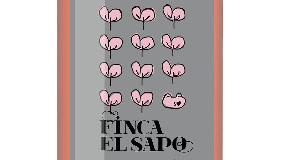 Finca El Sapo Rosé 2019 'Charming Spanish rosé to get the party started'