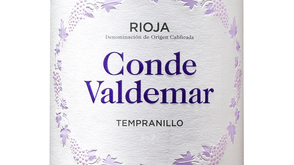 Conde Valdemar 2018 'Great-value red, just so good for the turkey and trimmings!