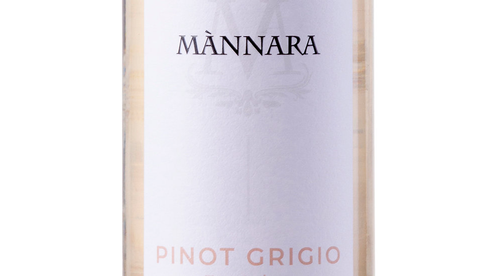 Mánnara Pinot Grigio 2019   'A very drinkable pink to toast the one you love'