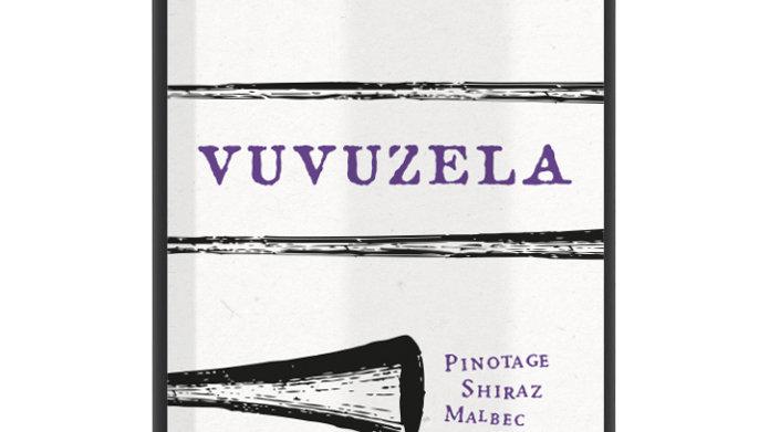 Vuvuzela Pinotage blend 2020 'Slosh it around and MAKE SOME NOISE!'