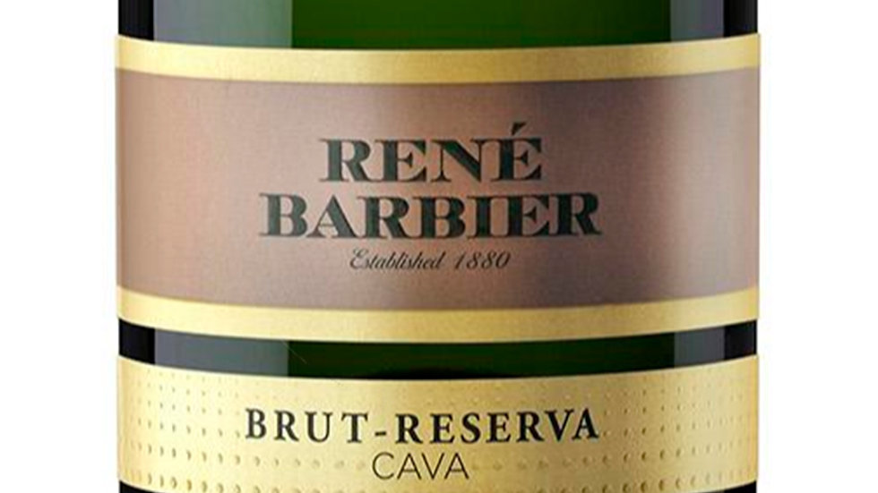 René Barbier Brut Reserve 'Astonishly good cava. A truly great sparkling wine'