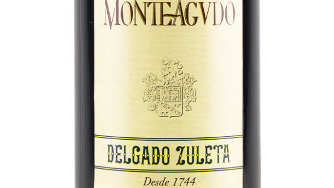 Delgado  Zuleta sherry NV 'Indulgent, soft and sticky. Sip with a sticky pud ''