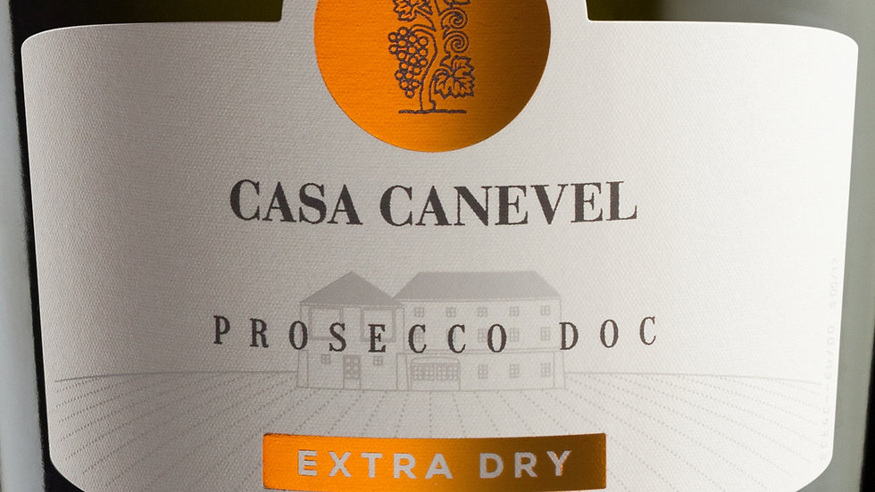 Casa Canevel Prosecco Extra Dry: 'Delicious, crowd-pleasing bubbles''