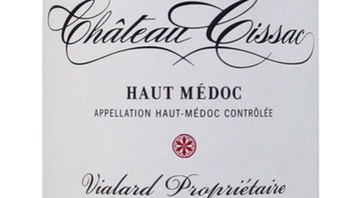 Château Cissac, Haut-Médoc 2016 'A true classic; very satisfying, full of fruit'
