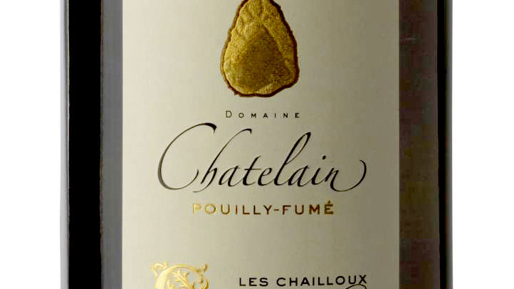 Pouilly-Fumé, Chatelain 2018 'A classic, reliable, near-perfect Sauvignon Blanc'
