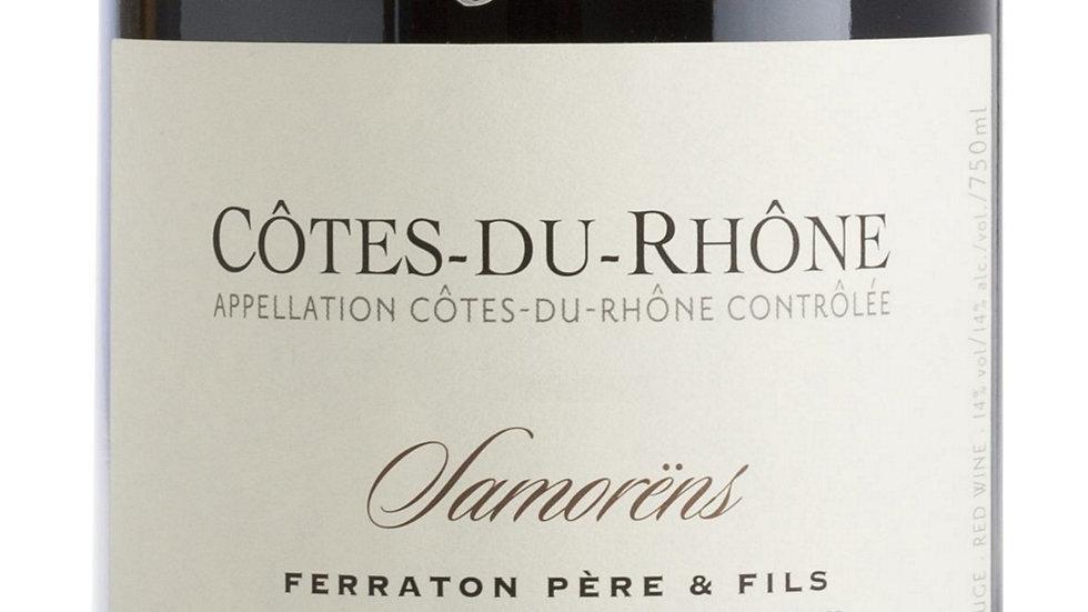 Côtes-Du-Rhône Samorëns Rouge 2019 'This wine is why casseroles were invented'