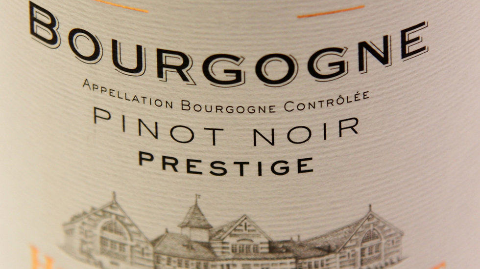 Henri de Villamont Bourgogne Pinot Noir 2018 'Posh, sophisticated Pinot Noir'