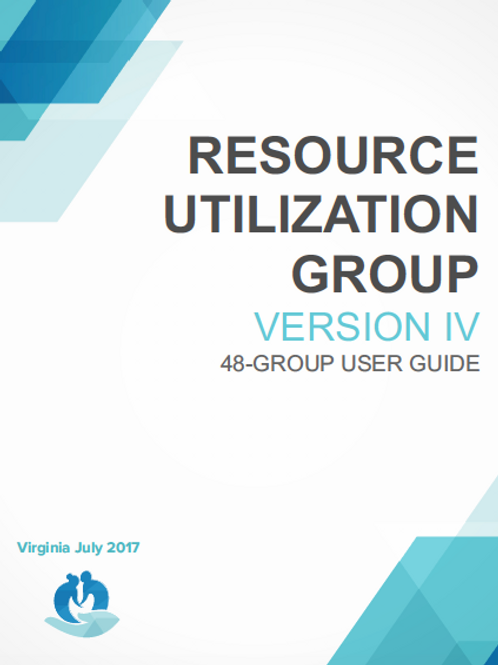Virginia Medicaid RUG IV 48 Guide