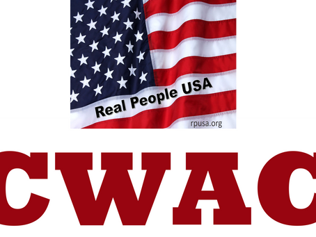 CWAC: Campaigning Without Appearing to Campaign, a Real People USA System
