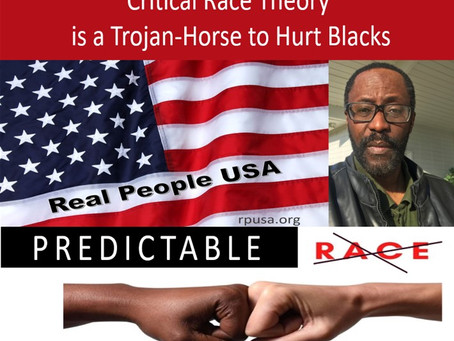 Predictable Success Theory Trumps Critical Race Theory