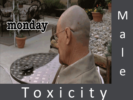 Mondays are Male Toxicity Day on the Real People USA Podcast