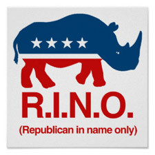 Americans Must Assume if a GOP Member of Congress Voted to Impeach Donald Trump, He or She is a RINO