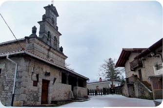 Orozkoko eraikin bereziak: Urigoitiko San Laurenti eliza