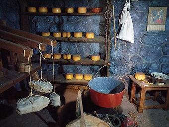 Gorbeiako txabola orozko museoan