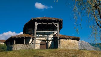 Orozkoko eraikin bereziak:  Zaloako Andra Maria