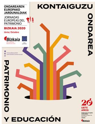 Ondarearen Europako Jardunaldiak 2020