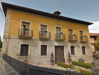 Orozkoko eraikin bereziak:  Gil Dorre- jauregia