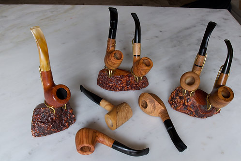 Smoking Pipes Collection