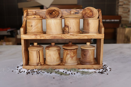 Set for Spices and Herbes 5299
