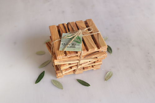 Pallet style coasters!