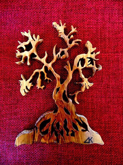 Good Luck Bonsai Tree