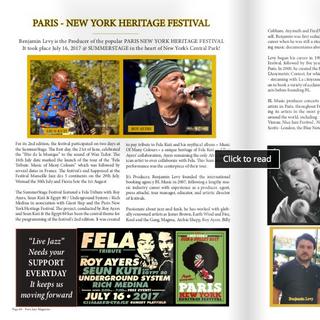 Pure Jazz Magazine