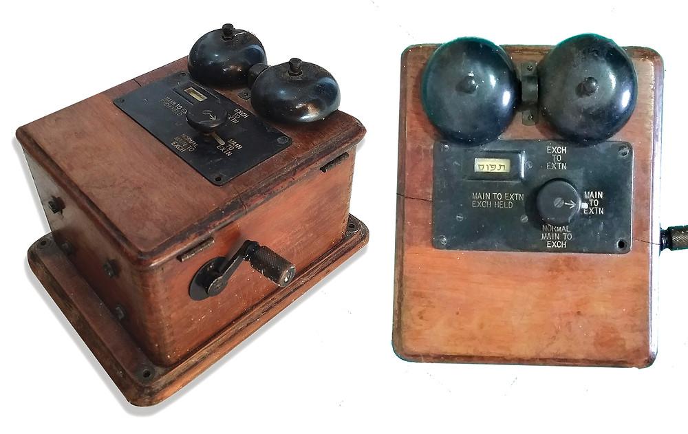 מכשיר לניתו שיחות טלפון משנות ה-40