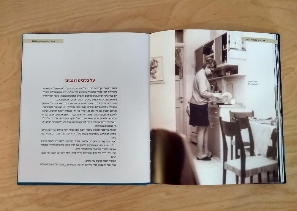 ספר ביוגרפיה משפחתי מעוצב, מהודר